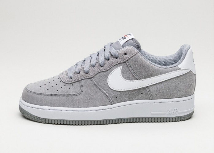 Мужские кроссовки Nike Air Force 1 (Stealth / White - Stealth) | Интернет-магазин Sole