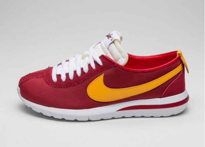 Мужские кроссовки Nike Roshe Cortez NM (University Red / University Gold - Gym Red) | Интернет-магазин Sole