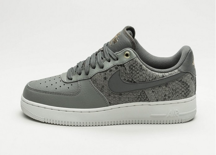 Мужские кроссовки Nike Air Force 1 '07 LV8 (Dark Stucco / River Rock - Summit White) | Интернет-магазин Sole