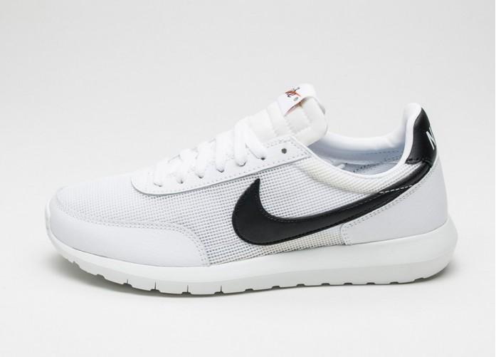 Мужские кроссовки Nike Roshe Daybreak NM (White / Black - Black - Summit White) | Интернет-магазин Sole