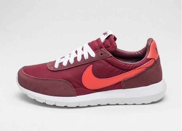 Мужские кроссовки Nike Roshe Daybreak NM (Red Earth / Sunny - White - Safety Orange) | Интернет-магазин Sole
