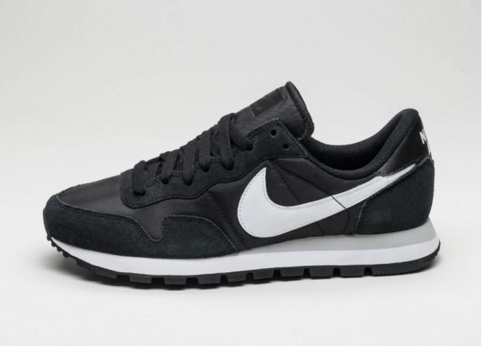 Мужские кроссовки Nike Air Pegasus 83 (Black / White - Pure Platinum - White) | Интернет-магазин Sole