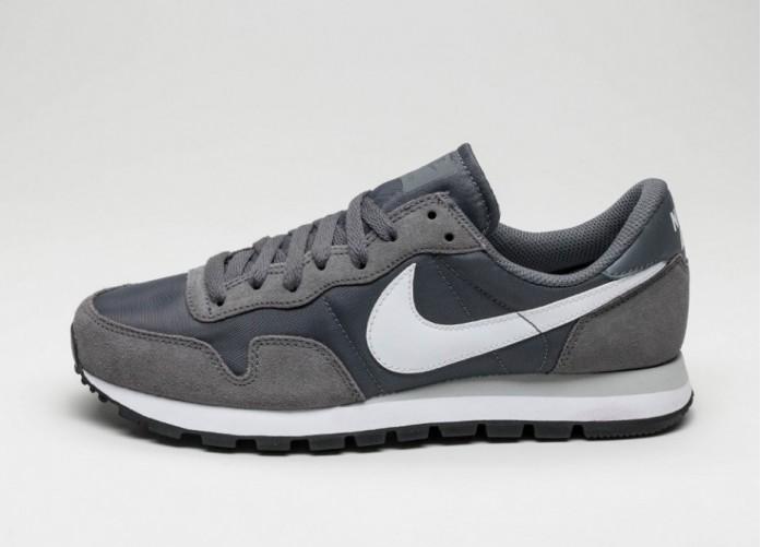 Мужские кроссовки Nike Air Pegasus 83 (Dark Grey / White - Pure Platinum - White) | Интернет-магазин Sole