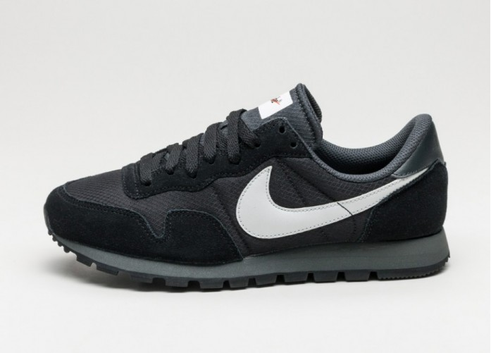 Мужские кроссовки Nike Air Pegasus 83 (Black / Pure Platinum - Anthracite - White) | Интернет-магазин Sole