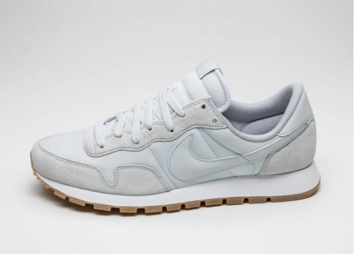 Мужские кроссовки Nike Air Pegasus 83 (Pure Platinum / Pure Platinum - Wolf Grey - White) | Интернет-магазин Sole