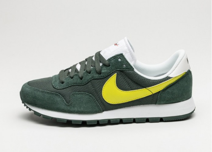 Мужские кроссовки Nike Air Pegasus 83 (Grove Green / Bright Cactus - Summit White) | Интернет-магазин Sole