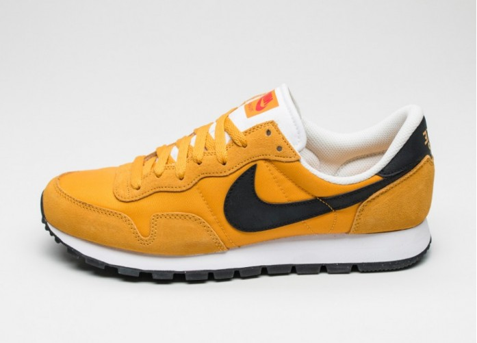 Мужские кроссовки Nike Air Pegasus 83 (Gold Leaf / Black - Summit White) | Интернет-магазин Sole