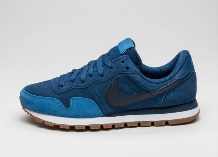 Мужские кроссовки Nike Air Pegasus 83 LTR (Coastal Blue / Obsidian - Star Blue - White) | Интернет-магазин Sole