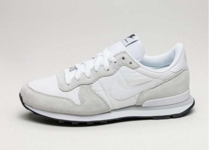 Мужские кроссовки Nike Internationalist (Summit White / White - Off White) | Интернет-магазин Sole