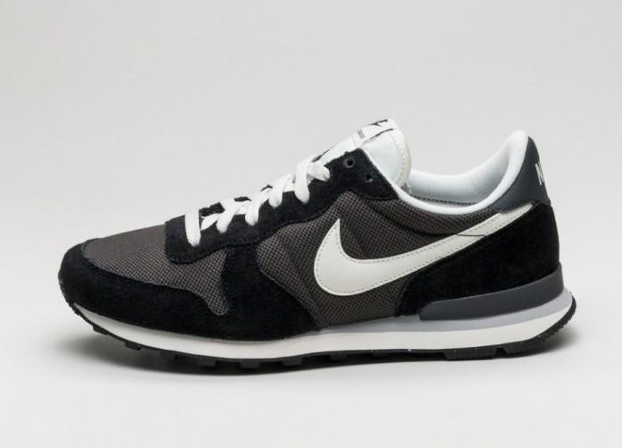 Мужские кроссовки Nike Internationalist (Deep Pewter / Sail - Black - Anthracite) | Интернет-магазин Sole