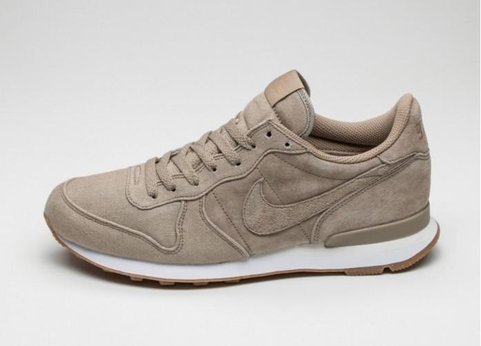 Мужские кроссовки Nike Internationalist PRM (Bamboo - Desert Camo - Sail) | Интернет-магазин Sole