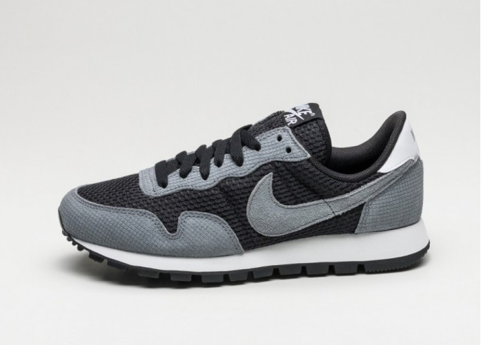 Мужские кроссовки Nike Wmns Air Pegasus 83 (Black / Cool Grey - White - Wolf Grey) | Интернет-магазин Sole
