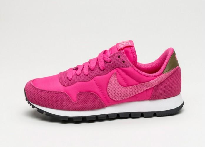 Мужские кроссовки Nike Wmns Air Pegasus 83 (Vivid pink / Digital Pink - Olive Flak) | Интернет-магазин Sole