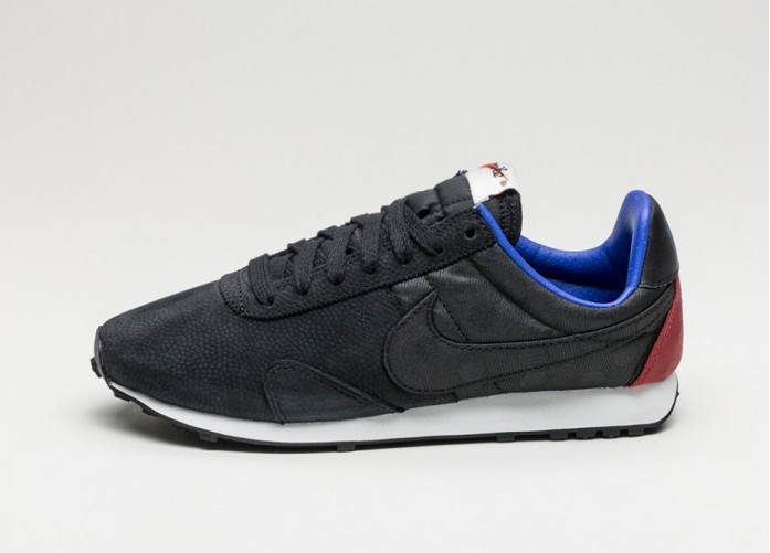 Мужские кроссовки Nike Wmns Pre Montreal Racer Vntg (Black / Black - Dark Cayenne - Concord) | Интернет-магазин Sole