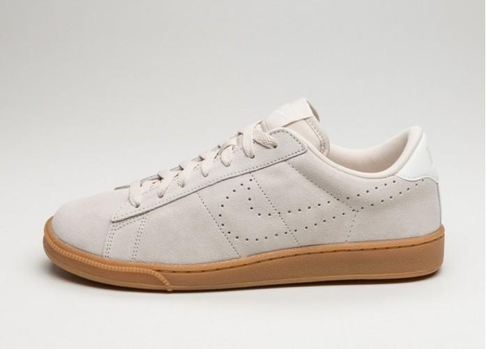 Мужские кроссовки Nike Tennis Classic SC Suede (Oatmeal / Oatmeal - Ivory - Gum Light Brown)   Интернет-магазин Sole