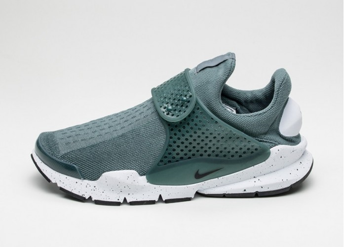 Мужские кроссовки Nike Sock Dart SE (Hasta / Black - White) | Интернет-магазин Sole