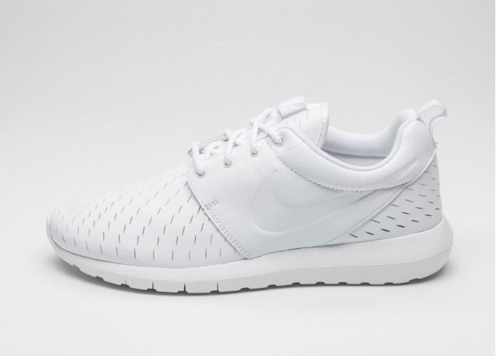 Мужские кроссовки Nike Roshe NM LSR (White / White - White) | Интернет-магазин Sole