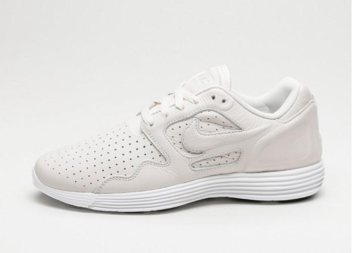 Мужские кроссовки Nike Lunar Flow LSR PRM (Phantom / Phantom - White) | Интернет-магазин Sole
