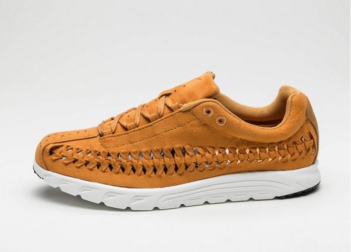 Мужские кроссовки Nike Mayfly Woven (Bronze / Black- Summit White) | Интернет-магазин Sole