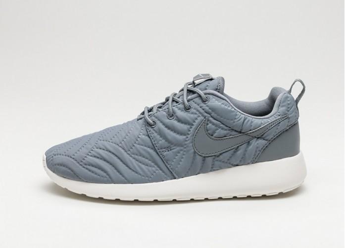 Мужские кроссовки Nike Wmns Roshe One PRM (Cool Grey / Cool Grey - Ivory) | Интернет-магазин Sole