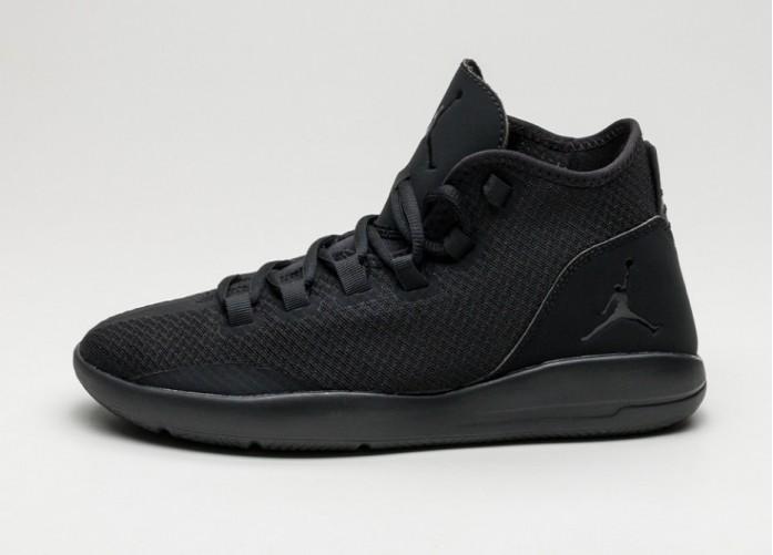 Мужские кроссовки Nike Jordan Reveal (Black / Black - Black - Infrared 23)   Интернет-магазин Sole