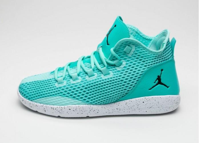 Мужские кроссовки Nike Jordan Reveal (Hyper Turquoise / Black - Hyper Jade - White) | Интернет-магазин Sole