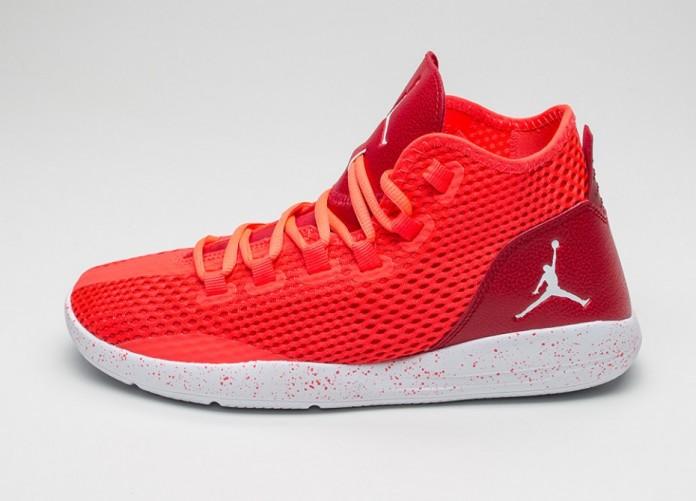 Мужские кроссовки Nike Jordan Reveal (Infrared 23 / White - Gym Red) | Интернет-магазин Sole
