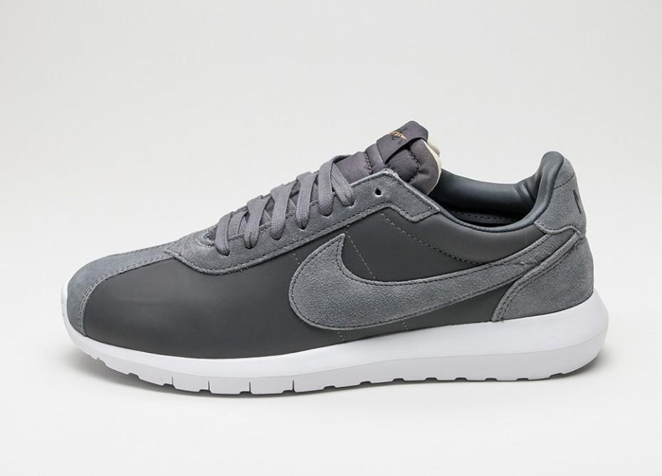 sports shoes 8f93f b7498 Мужские кроссовки Nike Roshe LD-1000 Premium QS (Dark Grey   White -  Metallic