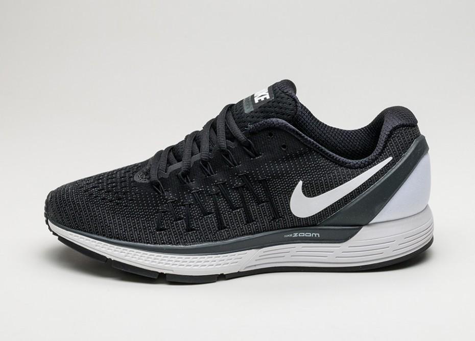 64c02240 Мужские кроссовки Nike Air Zoom Odyssey 2 (Black / Summit White -  Anthracite)