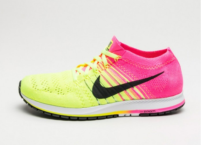 Мужские кроссовки Nike Flyknit Streak OC (Multi - Color / Multi - Color)   Интернет-магазин Sole