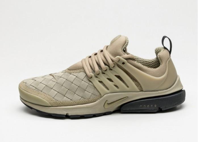 Мужские кроссовки Nike Air Presto SE (Neutral Olive / Neutral Olive - Black - White) | Интернет-магазин Sole