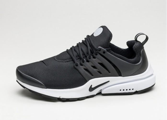 Мужские кроссовки Nike Air Presto Essential (Black / Black - White)   Интернет-магазин Sole