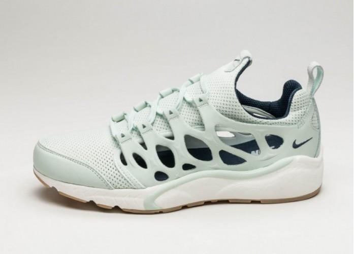 Мужские кроссовки Nike Air Zoom Chalapuka (Barely Green / Armory Navy - Sail - Gum Yellow) | Интернет-магазин Sole