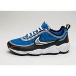 Мужские кроссовки Nike Air Zoom Spiridon Ultra (Regal Blue / Metallic Silver - Black - Crimson), фото 1 | Интернет-магазин Sole