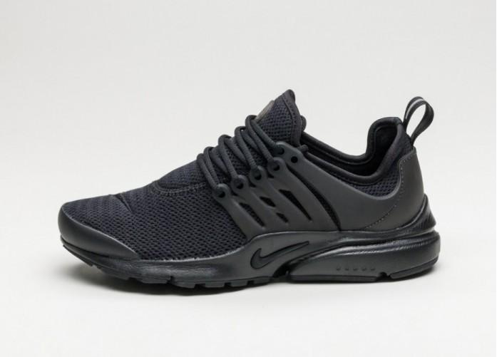 Мужские кроссовки Nike Wmns Air Presto (Black / Black - Black - White) | Интернет-магазин Sole