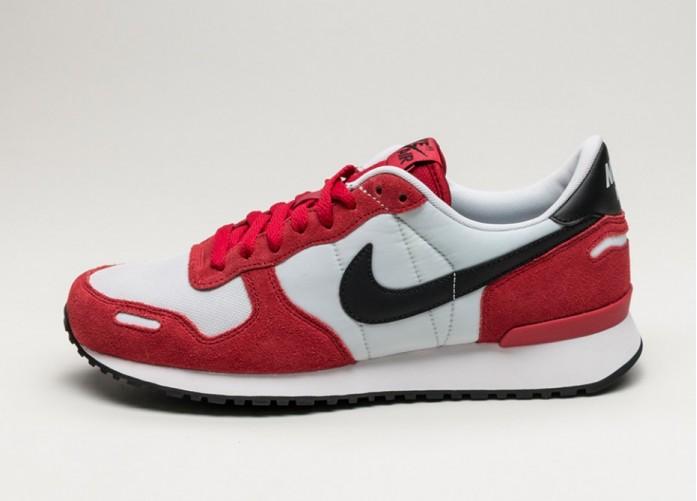 Мужские кроссовки Nike Air Vortex (Gym Red / Black - Pure Platinum - White) | Интернет-магазин Sole