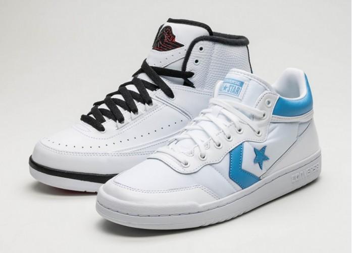 Мужские кроссовки Nike Air Jordan x Converse Pack (Multi - Color / Multi - Color) | Интернет-магазин Sole
