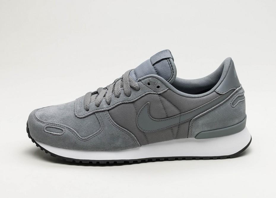 the latest eeb16 62271 Мужские кроссовки Nike Air Vortex Leather (Cool Grey  Cool Grey - White -  Black