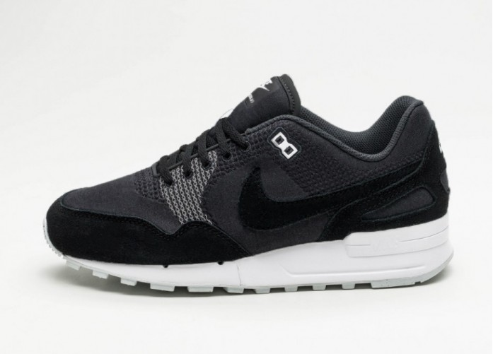 Мужские кроссовки Nike Air Pegasus 89 EMB (Black / Black - Anthracite - White) | Интернет-магазин Sole