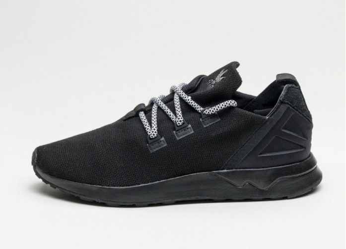 Мужские кроссовки adidas ZX Flux ADV X (Core Black / Core Black / Ftwr White) | Интернет-магазин Sole