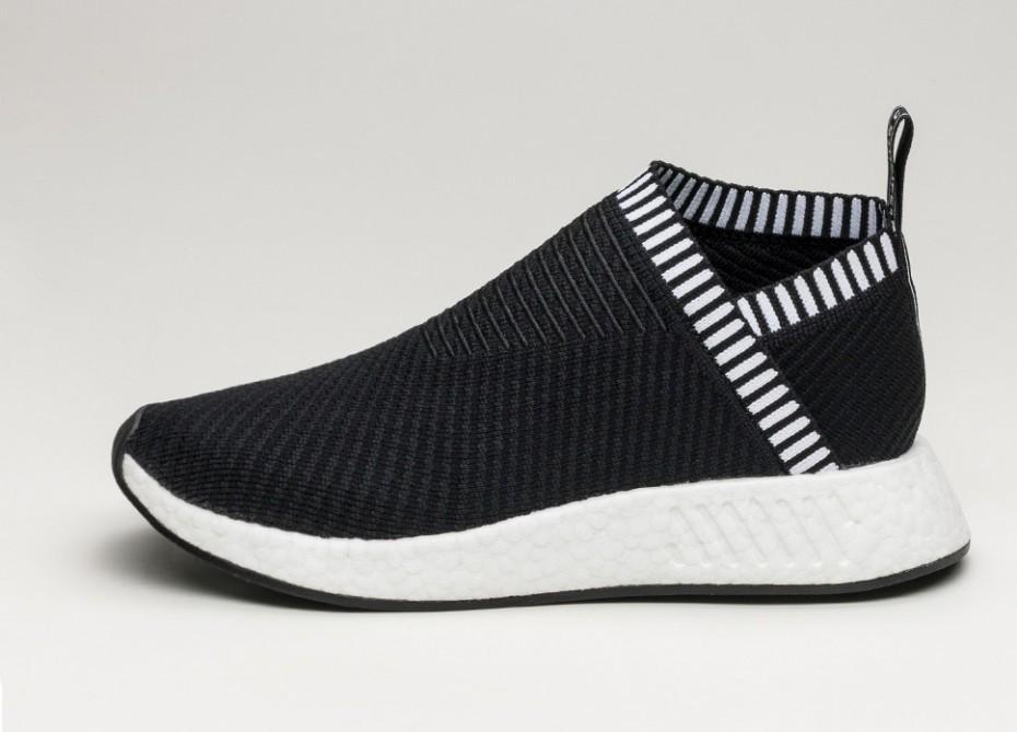 brand new 57be0 e7ea2 Мужские кроссовки adidas NMD CS2 City Sock PK (Core Black   Core Black    Shock
