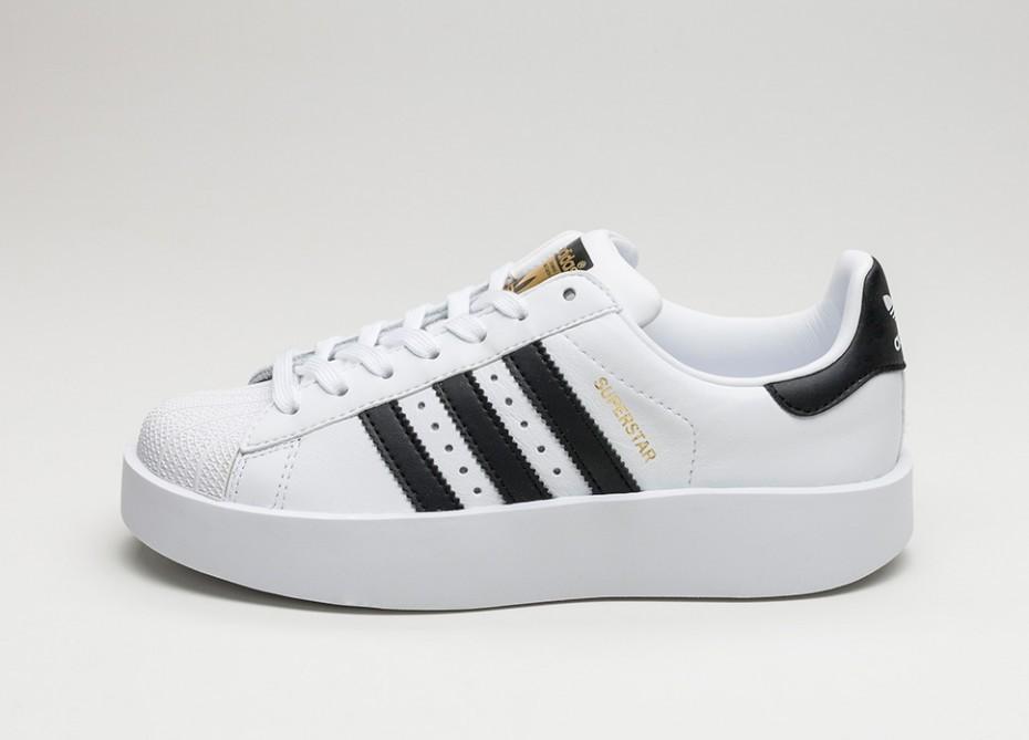 38f67614cd36 Мужские кроссовки adidas Superstar Bold W (Ftwr White   Core Black   Gold  Metallic)