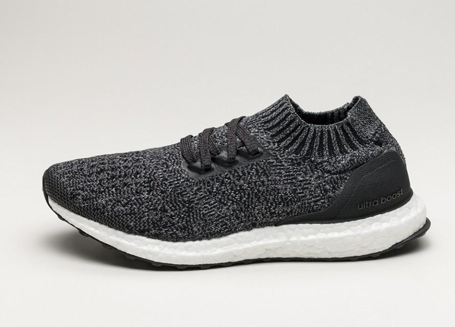 Мужские кроссовки adidas Ultra Boost Uncaged (Core Black   Solid Grey    Grey Three) 66e8ca30f5180
