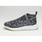 Мужские кроссовки adidas NMD CS2 City Sock PK *Sashiko Pack* (Core Black / Core Black / Ftwr White), фото 1 | Интернет-магазин Sole