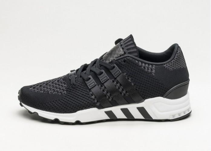 Мужские кроссовки adidas Equipment Support RF PK (Core Black / Core Black / Ftwr White) | Интернет-магазин Sole