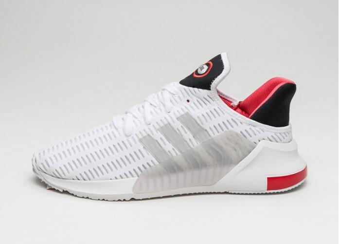 Мужские кроссовки adidas ClimaCool 02/17 (Ftwr White / Ftwr White / Grey One)   Интернет-магазин Sole