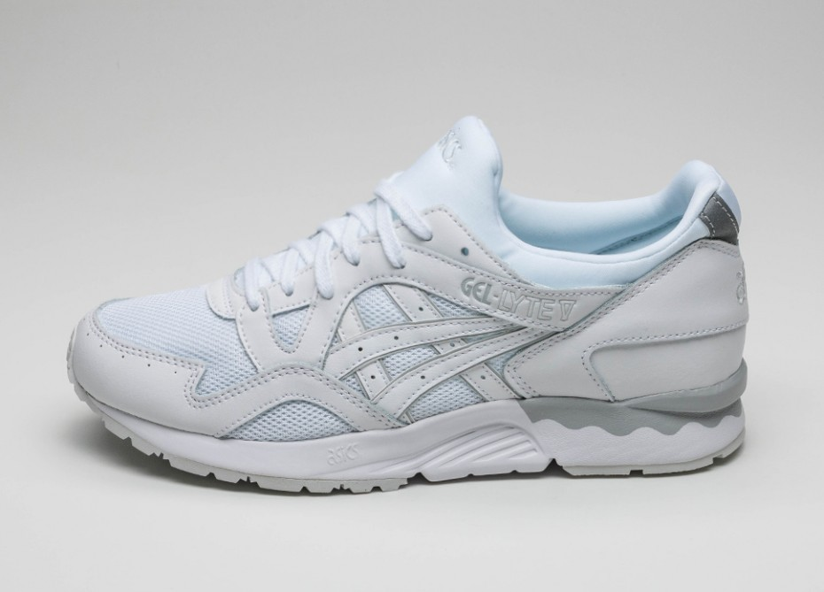 sports shoes f5376 5ae04 Мужские кроссовки Asics Gel-Lyte V *Lights Out Pack* (White ...