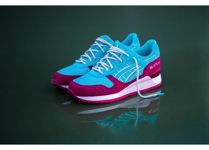 Мужские кроссовки Asics Gel Lyte III - Spectra Green | Интернет-магазин Sole