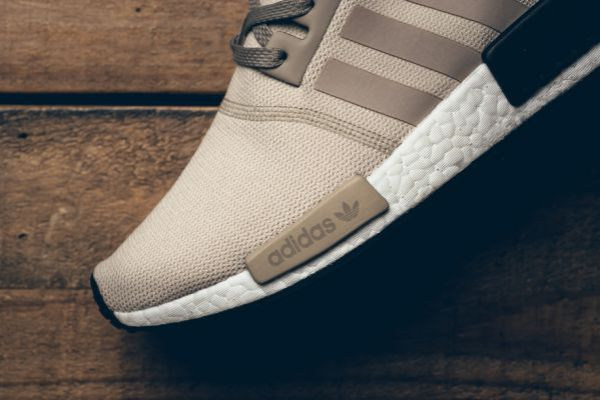 "Кроссовки adidas Originals NMD R1 ""Khaki/Brown"""