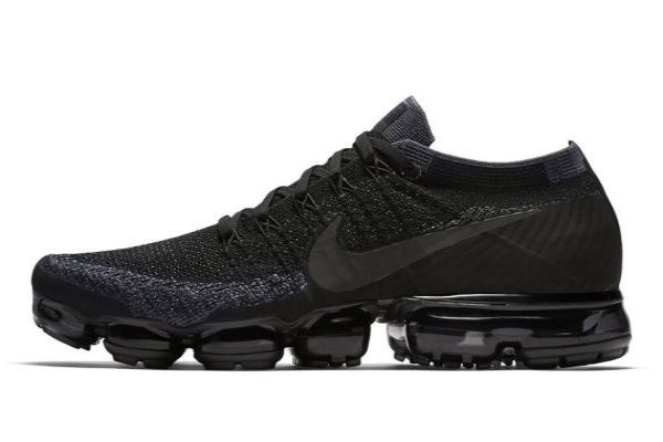 "Кроссовки Nike Air VaporMax ""Triple Black"""